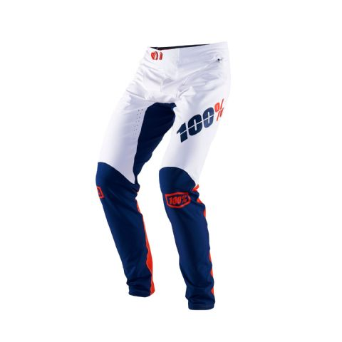 100% R-Core X Pants White